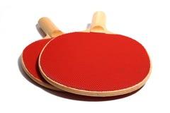 Faccia un rumore metallico Pong Fotografie Stock Libere da Diritti