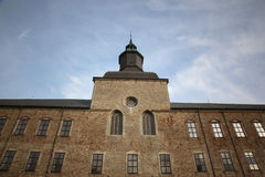 Facciata del castello Fotografia Stock Libera da Diritti
