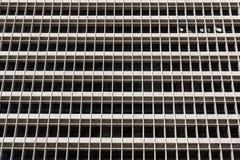 Facciata del centro di Clara Shortridge Foltz Criminal Justice a Los Angeles Immagine Stock