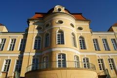 facciata del palazzo Immagini Stock Libere da Diritti