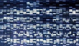 Facciata dell'edificio per uffici Fotografie Stock Libere da Diritti