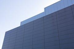 Facciata di alluminio Immagine Stock Libera da Diritti