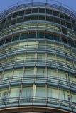 Facciata di costruzione moderna Fotografie Stock Libere da Diritti