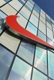 Facciata di un deposito di Nike a Pechino, Cina Immagine Stock Libera da Diritti
