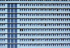 Facciata di un edificio per uffici Immagine Stock