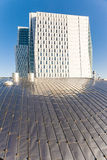 Facciata di un grattacielo Fotografia Stock Libera da Diritti