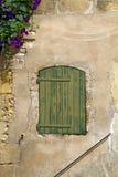 Facciata di vecchia casa Fotografie Stock