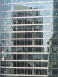 Facciata di vetro 3 Fotografie Stock Libere da Diritti