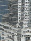 Facciata di vetro 4 Fotografie Stock Libere da Diritti