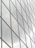 Facciata di vetro fotografia stock libera da diritti
