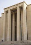 Facciata edificio di Roma dell'università di Sapienza Immagini Stock Libere da Diritti