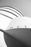 Facciata MUS di Guggenheim Immagine Stock