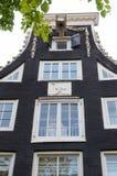 Facciate di Amsterdam Fotografia Stock
