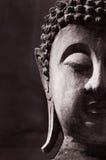 Face antiga de Buddha Imagem de Stock