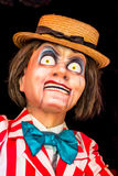 Face assustador da boneca Fotografia de Stock