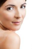 Face beauty Royalty Free Stock Image