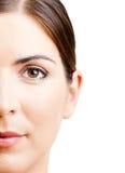 Face beauty Stock Photography