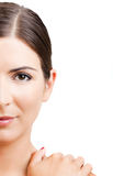 Face beauty Stock Images