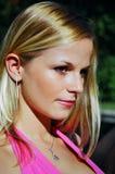Face bonita Imagens de Stock Royalty Free