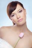 Face bonita Foto de Stock Royalty Free