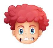 A face of a boy Stock Image