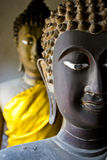 Face of buddha Stock Photos