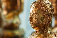 Face of buddha Stock Photography