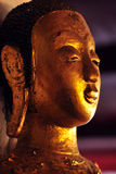 The face of Buddha Stock Photo
