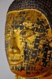 Face of Buddha image Royalty Free Stock Image