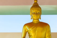 The face of Buddha Royalty Free Stock Photo