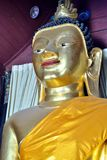 Face Buddha sculpture Royalty Free Stock Photos
