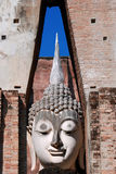 Face of Buddha Royalty Free Stock Image