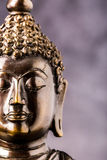 Face of buddha statue  Stock Photography