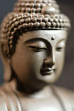 The face of the Buddha-style Zen Royalty Free Stock Images