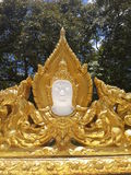 Face buddha Royalty Free Stock Image