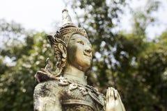 Face of Buddha Stock Image