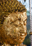 The face of Buddha Royalty Free Stock Images
