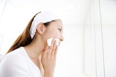 Face care Stock Photos