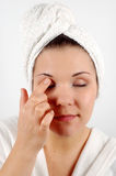 Face care #11 Stock Image