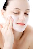 Face care Stock Photo