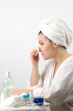 Face care #7 Stock Images