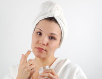 Face care #8 Stock Images