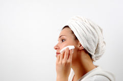 Face care #9 Royalty Free Stock Images