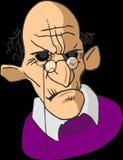 Face, Cartoon, Facial Expression, Man Stock Image