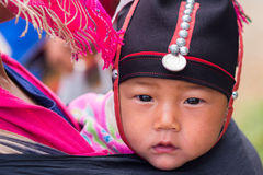 Face of a child Stock Photos