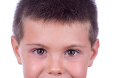 Face child Royalty Free Stock Images