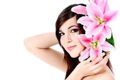 Face cosmetics Stock Photos