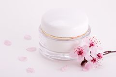 Face cream Stock Photography