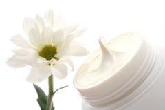 Face cream stock photo