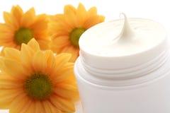 Face cream Stock Image